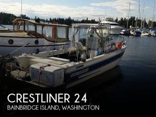 Crestliner 24