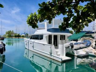 Custom Power Catamaran