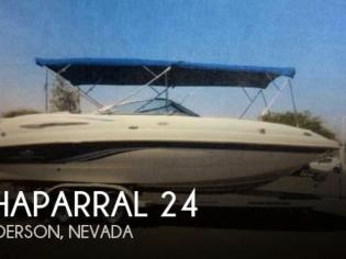 Chaparral Sunesta 236 DB