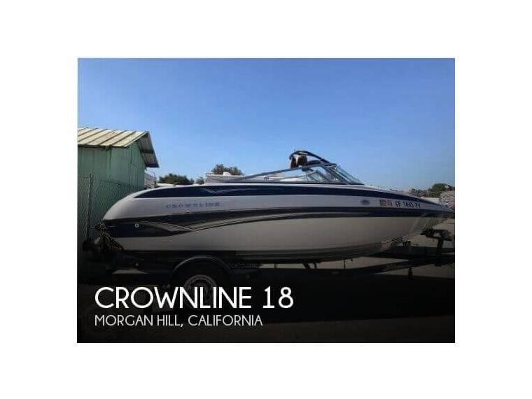 Crownline 180 BR