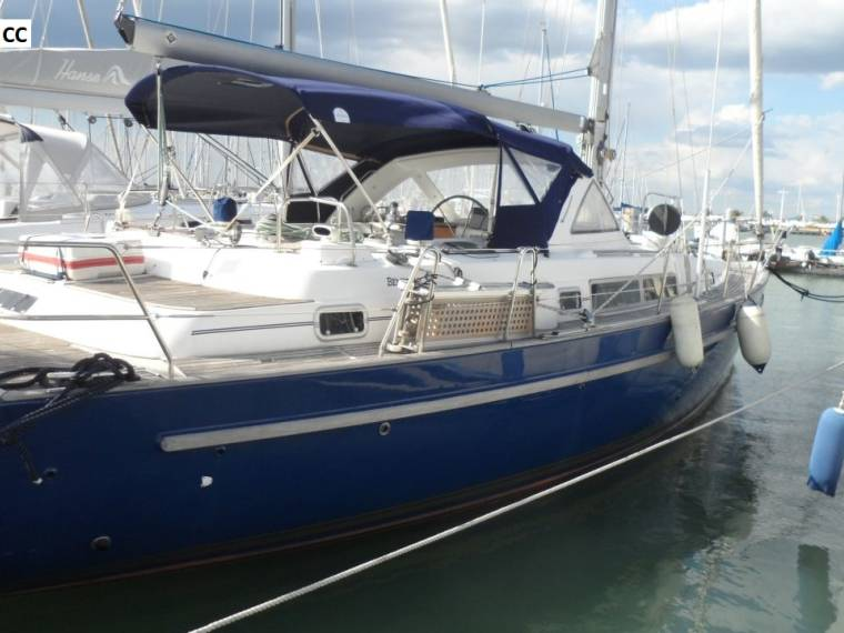 BENETEAU OCEANIS 40 CC in Port Camargue | Sailing cruisers ...