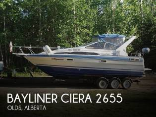 Bayliner Ciera 2655