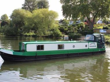 "cruiser narrowboat yacht barge boat 3/"" Canopy rubber"