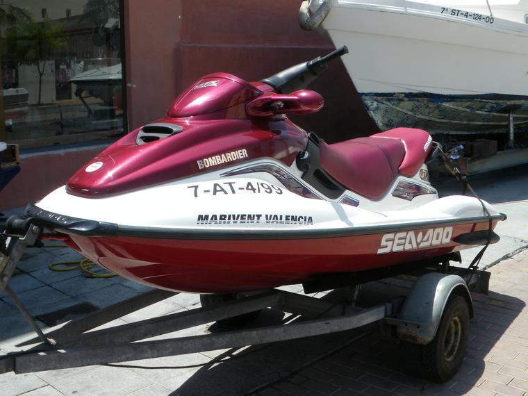 1997 Seadoo Gtx >> Sea Doo / Bombardier GTX Limited in Pto Dptivo Marina de Dunas | Jet skis used 52696 - iNautia