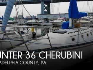 Hunter 36 Cherubini