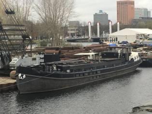 Woonschip 33 Meter