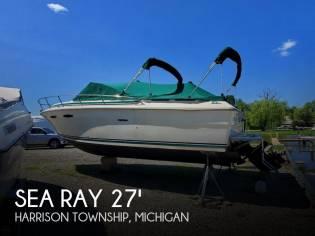 Sea Ray 255 Amberjack