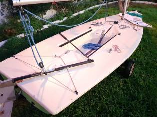 Boat Laser 4 7   iNautia com - iNautia