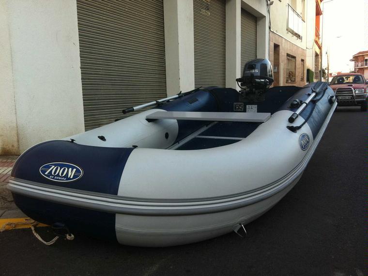 Yamaha S Inflatable