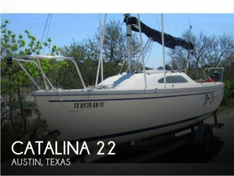 Catalina 22 in Florida   Motor yachts used 57515 - iNautia