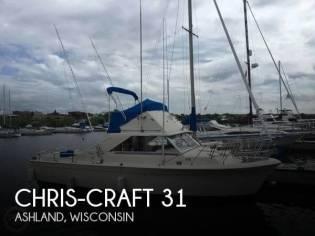 Chris-Craft Commander 31