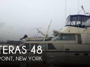 Hatteras Fisherman 48