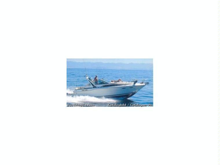 Sea Ray 300 Sundancer-Diesel in Friuli-Venezia Giulia