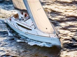 Jeanneau Sun Odyssey 379 Stock Boat
