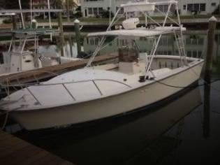 Blackfin 27 Fisherman