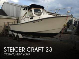 Steiger craft 23 block island in massachusetts power for 31 steiger craft for sale