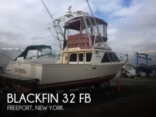 Blackfin 32 FB