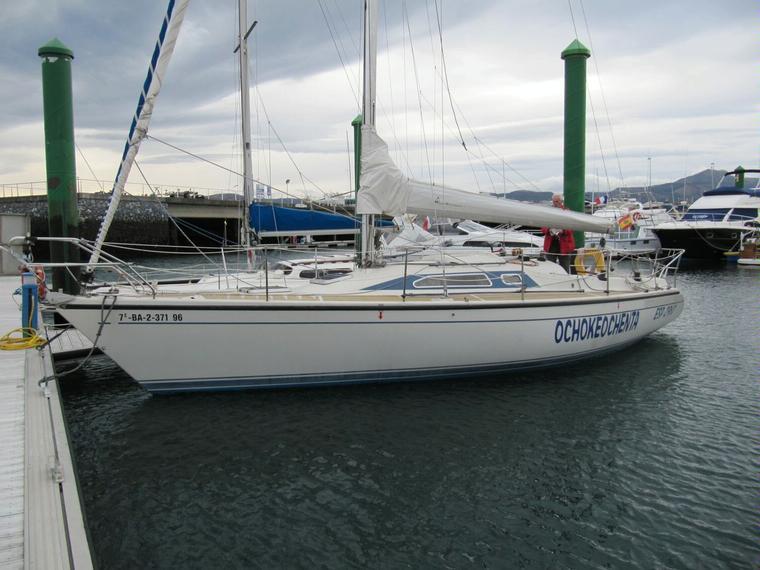 Dehler 34 In Puerto De Orio Cruisers Racers Used 52676 Inautia