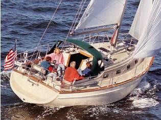 Island Packet 350