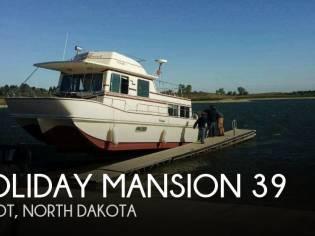 Holiday Mansion 39 Jumbo Barracuda