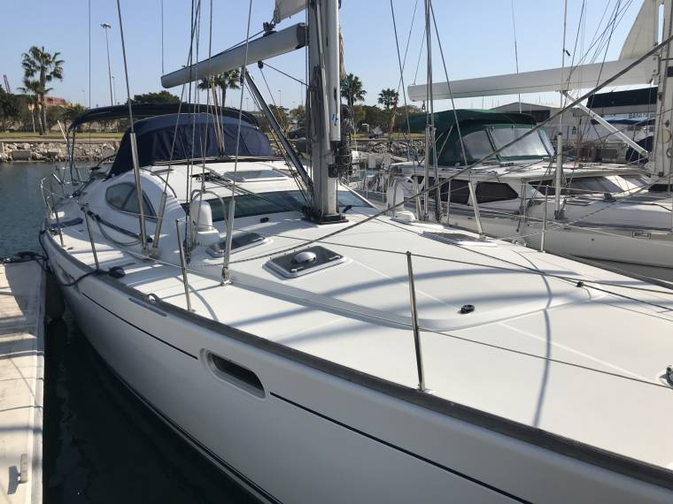 Jeanneau Sun Odyssey 54 Ds In Alicante Sailing Cruisers Used 49486