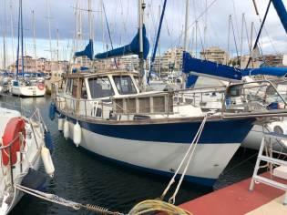 Nauticat 38 in Pto Dep  Las Palmas G  Canaria | Motorsailers