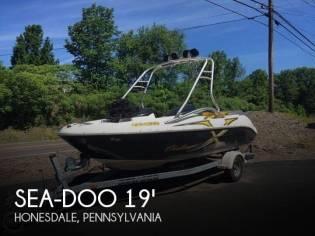 Sea-Doo Challenger X 19