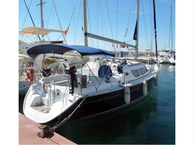 Jeanneau Sun Odyssey 40 Ds In Cn Porto Cristo Sailing Cruisers