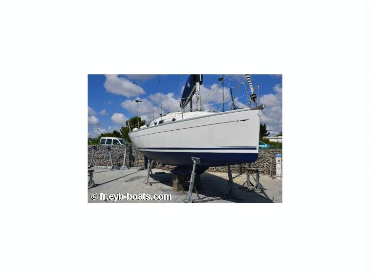 Jeanneau Sun Odyssey 26 Lifting Keel In France Sailing Cruisers