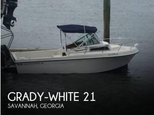 Grady-White 204 Overnighter