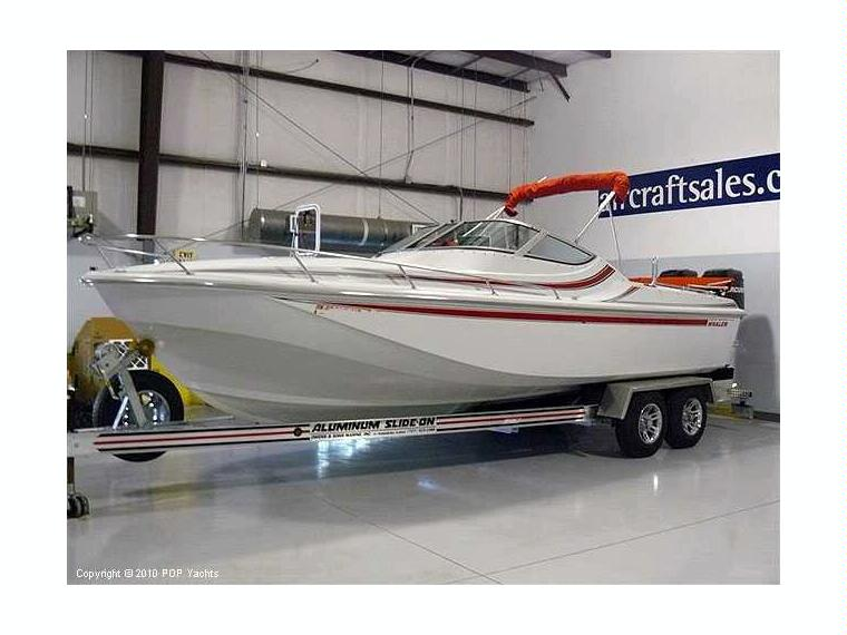 Boston Whaler 25 Temptation In Florida Power Boats Used