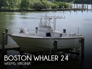 Boston Whaler 24 Outrage