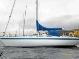 Sweden Yachts C 34