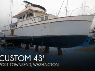 Custom Navy MK 5 Picket Boat/Conversion