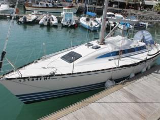 X-Yachts X 382