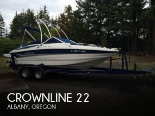Crownline 22 EX