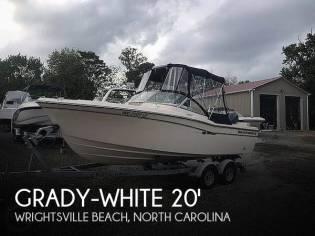Grady-White 205 Tournament