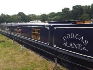 Liverpool/Shrubb Semi Trad Narrowboat