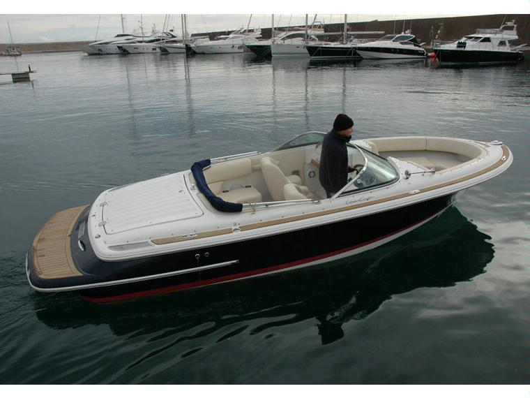 Chris craft launch 22 in port marina palam s open boats for Used chris craft launch for sale