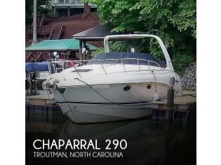Chaparral 290 Signature