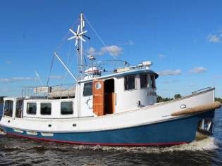 Lord Nelson 49 Victory Tug