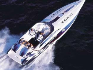 Donzi 38 ZFC in Florida   Day fishing boats used 41024 - iNautia
