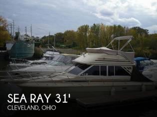 Sea Ray SRV 310 Vanguard Sedan Bridge