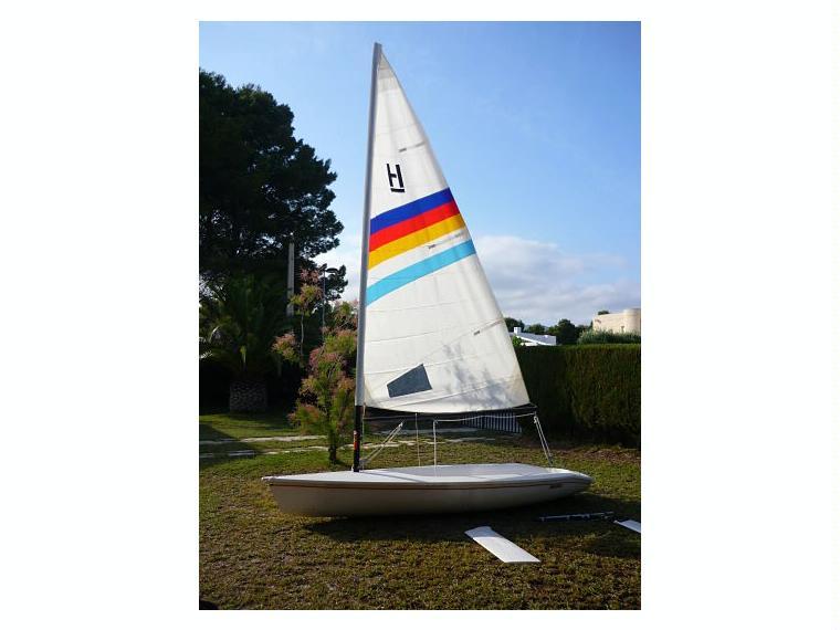 Hobie Holder 12 in Port Calafat | Catamarans sailboat used