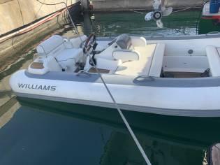 Williams Turbojet 385