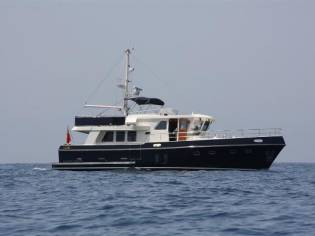 Privateer Trawler 52