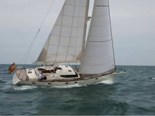 Barracuda Yacht Design 50 One-off