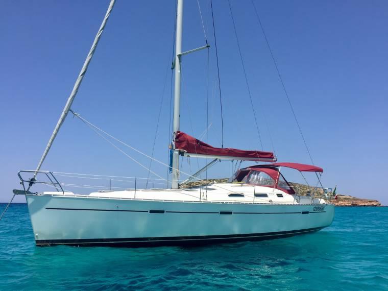 Beneteau Oceanis 393 Clipper In Burriananova Sailing Cruisers Used