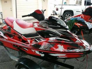 2008 Sea Doo RXP 215 SuperCharged