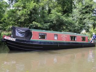 Hancock and Lane 40' Narrowboat